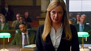 Check out Jessica Morris as attorney Linda Mullane on TNT's Perception.